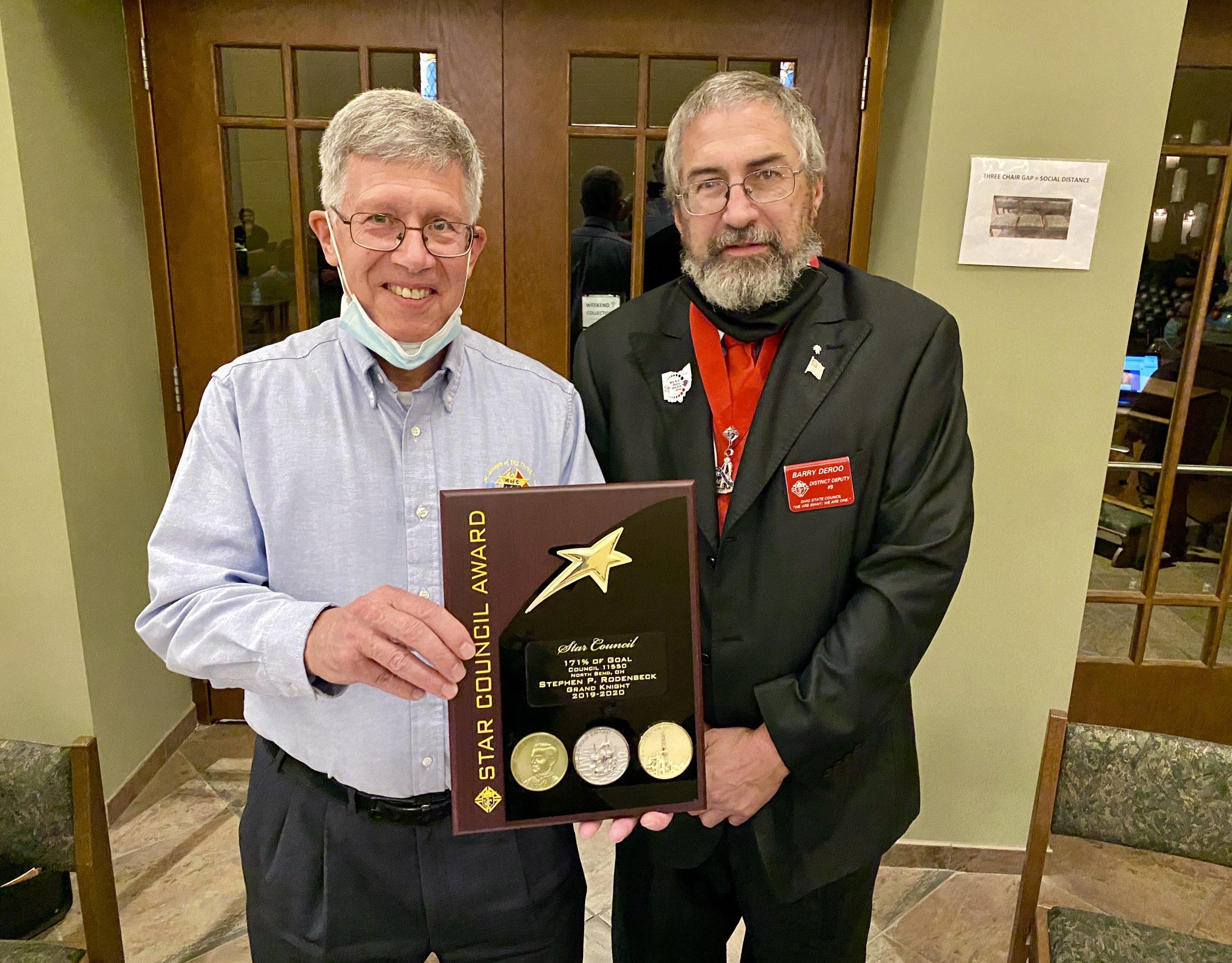 Star Council Award 2019-2020