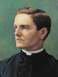 Portrait of Blessed Father Michael McGiveney